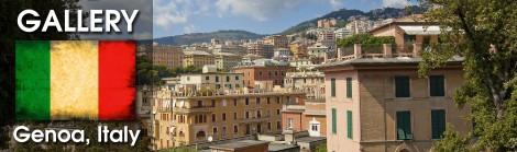 Genoa Italy Travel Pictures