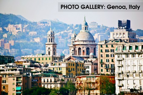 Genoa Italy Travel Guide