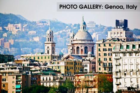 Genoa Italy Travel Guide