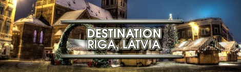 Travel Destination Riga Latvia