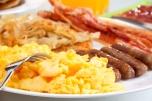 Hearty Breakfast Room Service