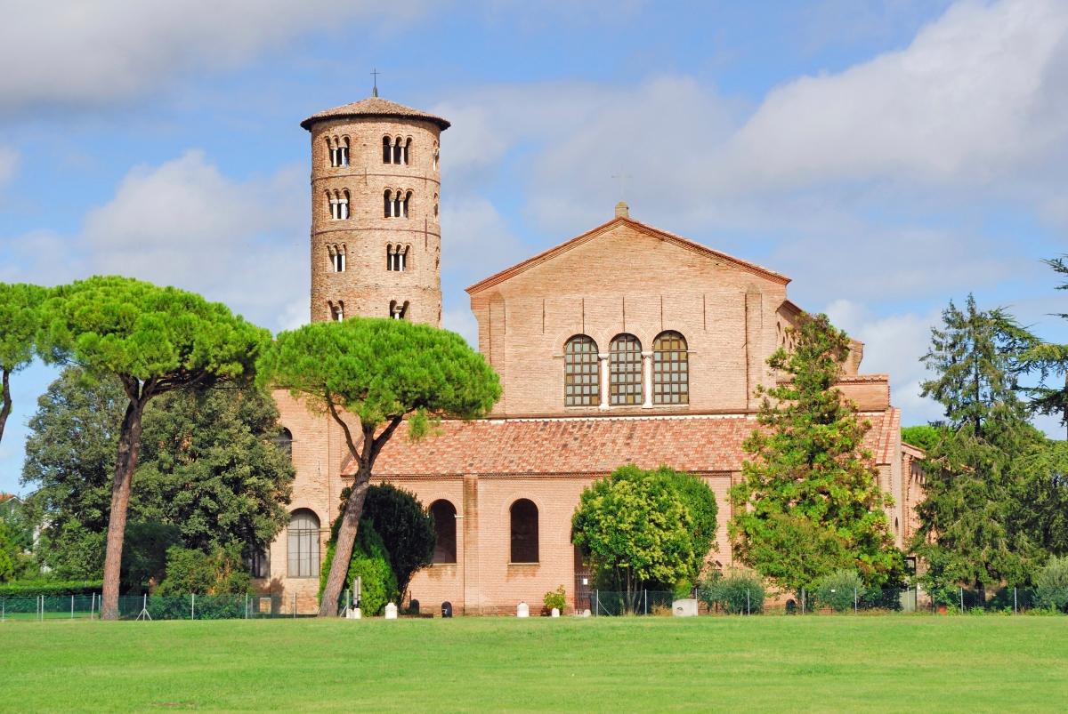 Saint?Apollinare in Classe Basilica