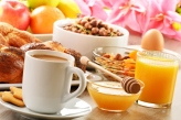 healthy breakfast Room Service