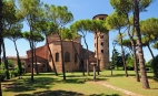 Cathedral Grounds, Ravenna Italy