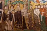 Mosaic in Cathedral -- Ravenna Italy