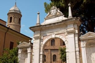 Basilica of San Vitale (Saint Vitalis) in Ravenna