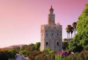 Gold Tower, Seville.