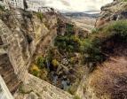 Ronda canyon, Spain