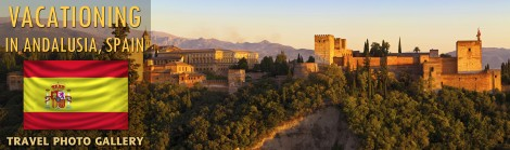 Andalusia Travel Photos Gallery
