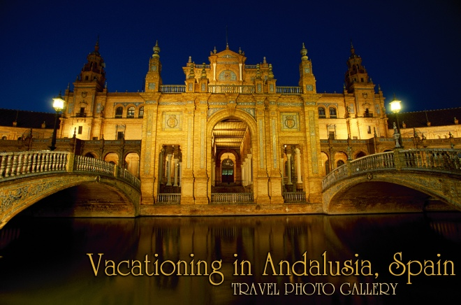 Andalusia Travel Vacation