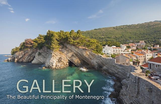 Montenegro Adriatic sea Photos