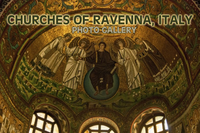 Churches of Ravenna Photo Gallery