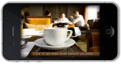 International Hotels Room Service Guide