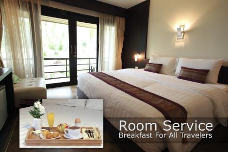 Hotel Room Service Breakfast Menu Gallery