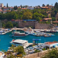 The Turkish Riviera: Alanya and Antalya
