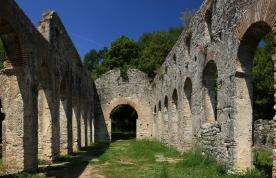 Butrint in Albania