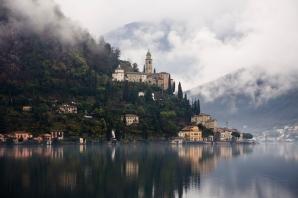Morcote, Lake Lugano