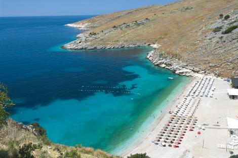 Ionian Coast Of Albania