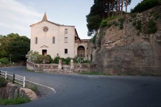 Church in Pitigliano