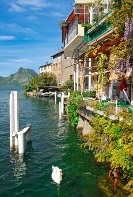 Lakeside Lugano