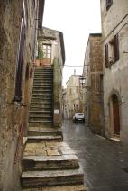 Street in Pitigliano