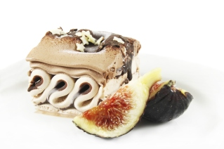 Italian Chocolate coffee ice cream