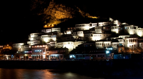 Berat, city of a thousand windows
