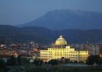 Downtown Berat, Albania