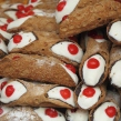 Cannoli pastries