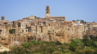 Village of Pitigliano