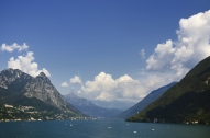 Lake Lugano Switzerland