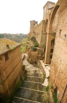 Ancient Pitigilano Stairway