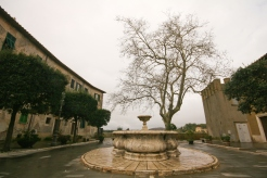 Fountain in Pitigliano
