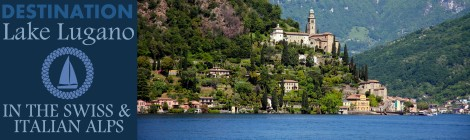 Lake Lugano Alps Travel Guide