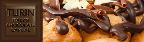 Turin Italy Chocolates Capital