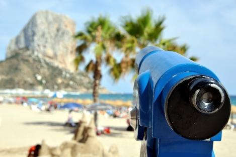 Calpe Spain Beaches
