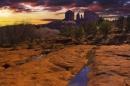 Sunset Vista of Sedona, Arizona