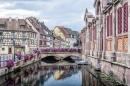 Nice Canal in Strasbourg