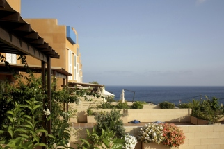 Holiday Home with view on Mediterranean Sea