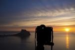 Sunset Photos of Calpe