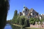 High school of Pontonniers, Strasbourg
