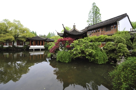 Classical Gardens of Suzhou Photos