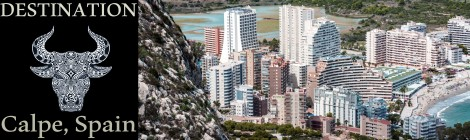 Calpe Spain Travel Ideas