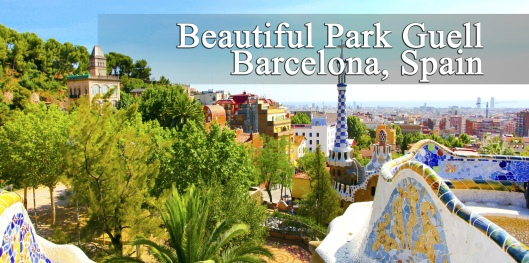 Park Guell Vacation in Barcelona