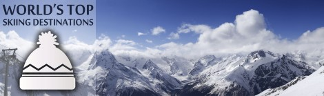Top Ski Destinations in the world