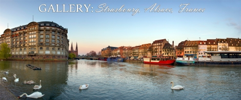 Strasbourg Travel Photo Gallery