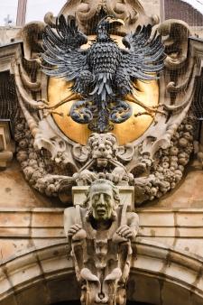 Imperial Eagle, Nuremberg