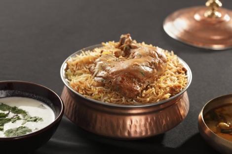 Best Traditional Indian Dishes Hyderabadi Biryani