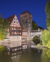Executioner's Bridge, Nuremberg