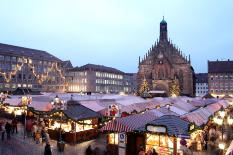Nurenberg Christmas Market